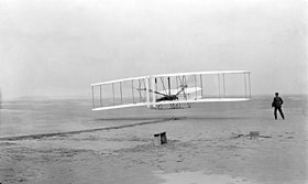 Image illustrative de l'article Wright Flyer