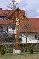 Wuchzenhofen Pfarrkirche Missionskreuz.jpg