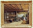Wybrand Hendriks (1744-1831), De Soepuitdeling, 1815, Olieverf op doek.JPG