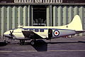 XJ319 DH104 Sea Devon Royal Navy LPL 13APR64 (6812542381).jpg