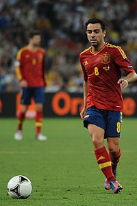 Xavi on 200px Xavi Euro 2012 Vs France 02 Jpg