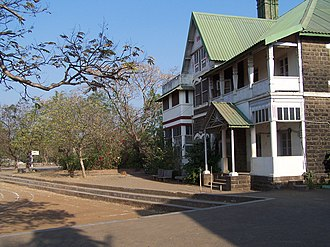 St. Xavier's School, Kolhapur - Residence of the principal