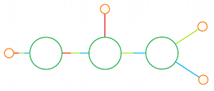 Xcast - Diagram of an Xcast path