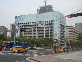 Xinyi District, Taipei - Xinyi Administration Center Building