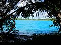 Xulha Lagoon, Q. Roo, México. - panoramio.jpg