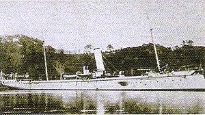 Japanese cruiser Yaeyama - Image: Yaeyama