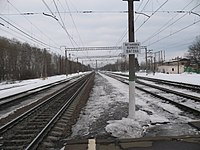 Yaganovo Station (view to east).JPG
