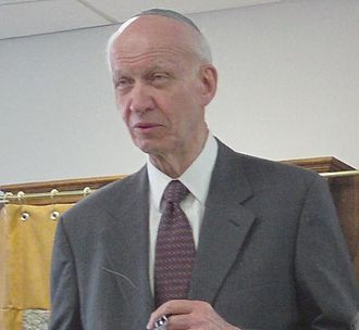 Jewish eschatology - Irving Greenberg