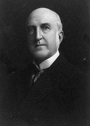 Chauncey Depew - Chauncey M. Depew in 1901