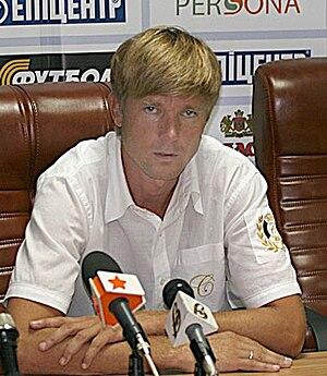 Yuriy Maksymov - Image: Yuriy Maksymov