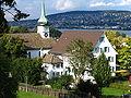 Zürich - Wollishofen - Alte Kirche IMG 0674.JPG