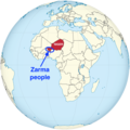 Zarma people of Niger
