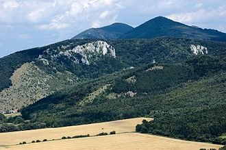 Little Carpathians - Little Carpathians near Plavecké Podhradie