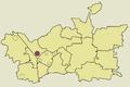 Zawiercie Osiedle Stawki location map.png