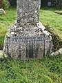 Zennor - Grave of Alice and John Westlake (02).jpg