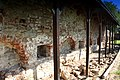 Zespół klasztorny reformatów, XV, XVIII, XIX Biecz mury.jpg