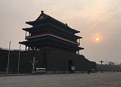 Zhengyangmen gatehouse 2.jpg