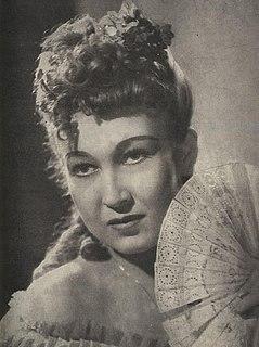 Zorka Janů Czech actress