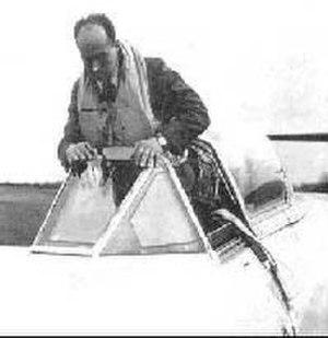 "Janusz Żurakowski - ""Zura"" at work: Gloster Meteor London-Copenhagen-London record flight 1950"
