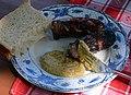 """""""Galizische Küche"""" aus Beskiden.JPG"""
