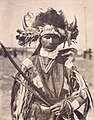 """Kickapoo Indian."" Department of Anthropology, 1904 World's Fair.jpg"