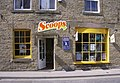 """Scoops Ice Cream Parlour"" Coach Street, Skipton - geograph.org.uk - 1817114.jpg"