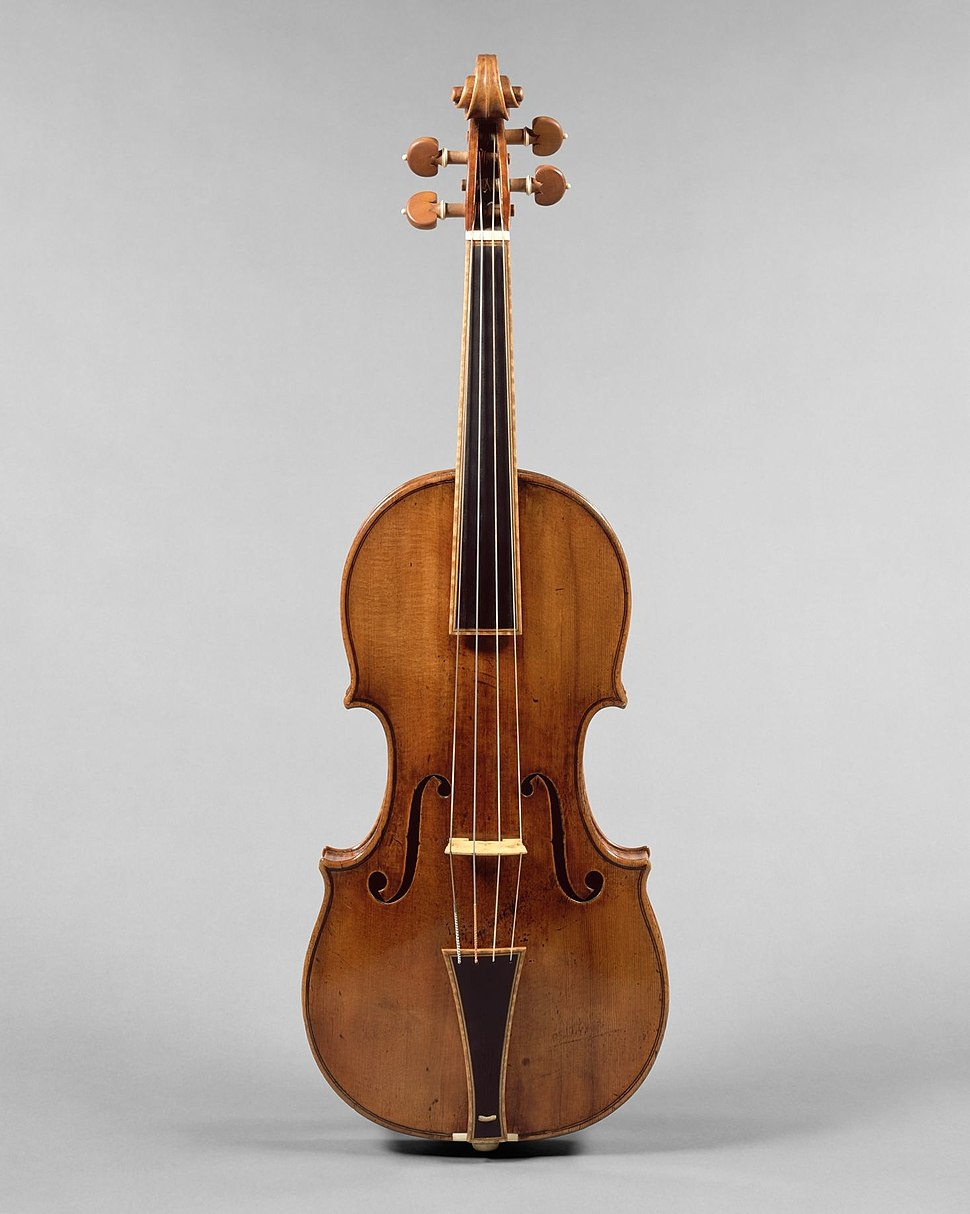 """The Gould"" Violin MET DT669a"