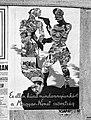 'Ez ellen küzd mindannyiunkért a Magyar-Német szövetség', 1944-es plakát Fortepan 72719.jpg