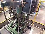 'Titan' Floating Crane Steam Engine; Discovery Museum 5794.JPG