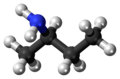 (R)-sec-Butylamine molecule ball.png