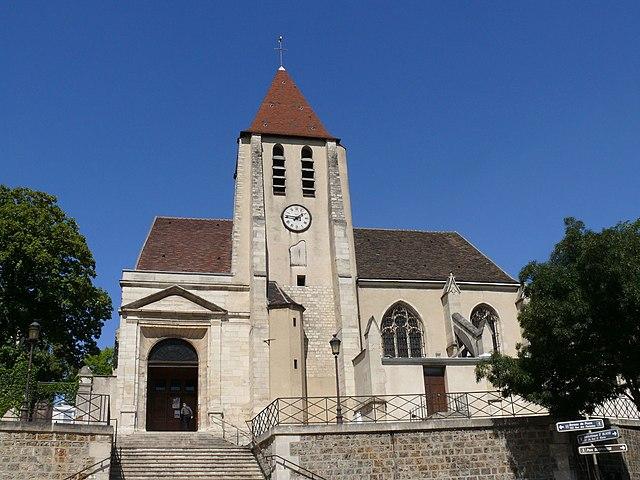 Église Saint-Germain-de-Charonne