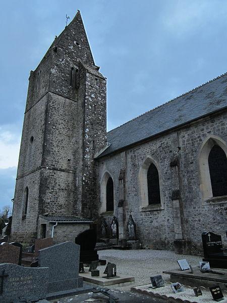 Église Saint-Germain de fr:Saint-Germain-de-Tournebut