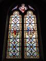 Église Saint-Laurent-Saint-Germain de Saint-Laurent-Nouan, vitrail 2.JPG