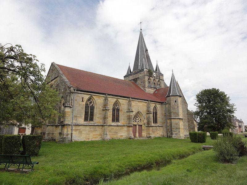 Église Saint-Médard de Rancourt-sur-Ornain