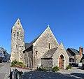 Église Saint-Martin de Portbail. Vue nord-ouest.jpg