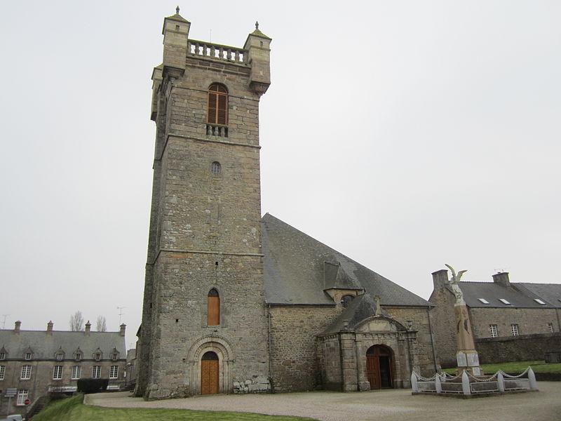 Église Saint-Pierre de fr:Saint-Pierre-Église