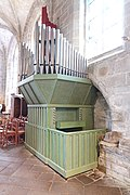 Église Saint-Ronan - intérieur - orgue.jpg