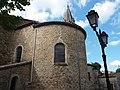Église de Fontbellon - Chevet de la nef.jpg