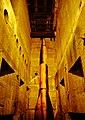 Éperlecques Blockhaus d'Éperleques Innen Rakete 3.jpg