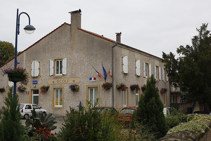 Mairie d'Évrange