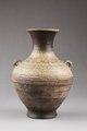 Östasiatisk keramik. Gravfynd, urna, Handynastin - Hallwylska museet - 96091.tif
