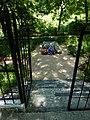 Бахчисарай, Успенский монастырь,братская могила 1.JPG