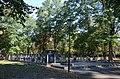 Братська могила воїнів Радянської Армії, і могила генерал-майора Іваневського Н. М.jpg