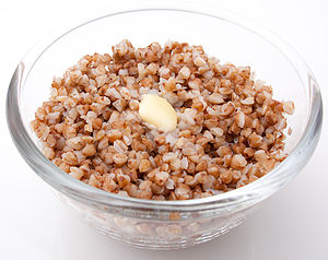 Гречневая каша без масла калорийность