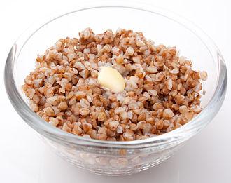 Kasha - Buckwheat kasha