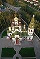 Княжье озеро. Церковь Александра Невского - вид сверху - panoramio.jpg