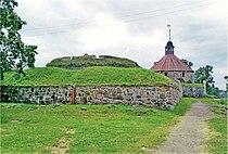 Крепость Корела.Вал.jpg