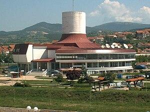 Delčevo - ASNOM House of Culture