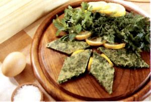 Кюкю – кулинарный рецепт