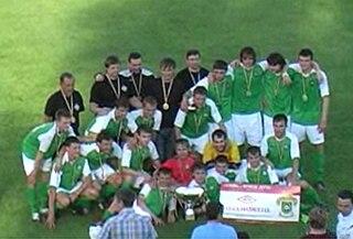 2009–10 Ukrainian League Cup football tournament season